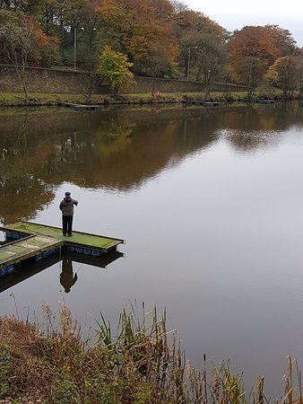 Bolton, UK: Plenty of room to cast