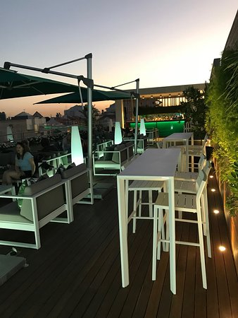 Altis Grand Hotel Bat Area At The Roof Bar