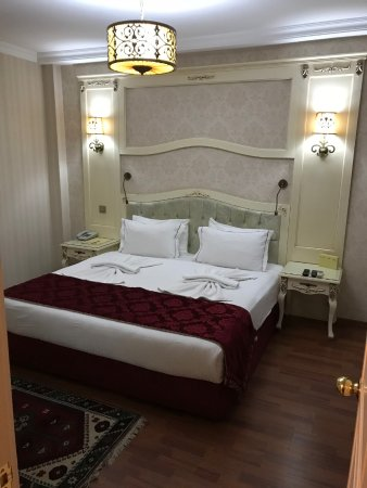 Muyan Suites: well decorated room