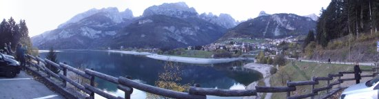 Molveno, Italien: lago6