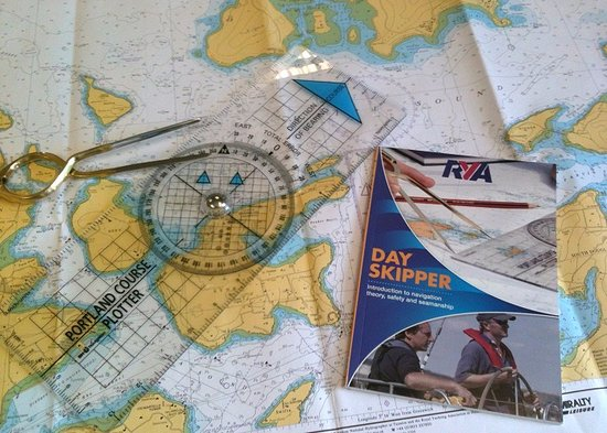 ‪‪Levington‬, UK: RYA Navigation & other shorebased courses such as First Aid, Sea Survival & more‬