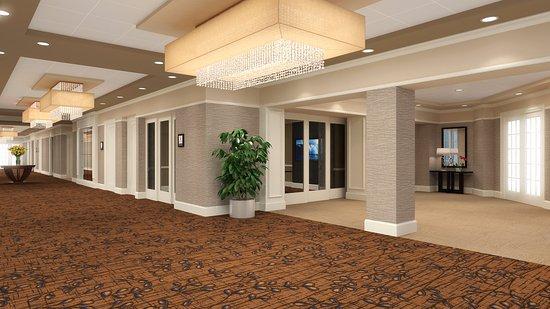 Auburn, AL: Conference Center Entrance and Boardroom