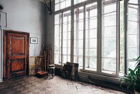Art Studio of Petr Konchalovskiy