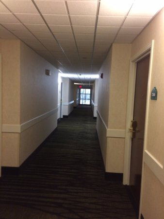Wingate by Wyndham Missoula Airport: hall way