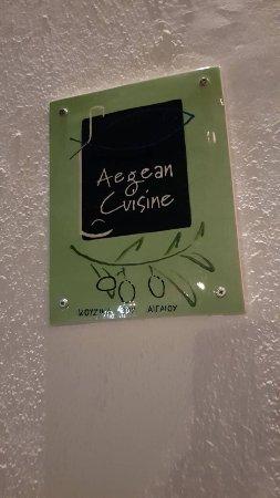 Selene : Signage at the main Door