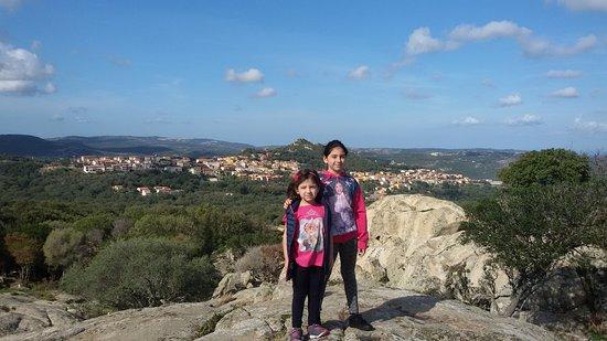 panorama su Luogosanto