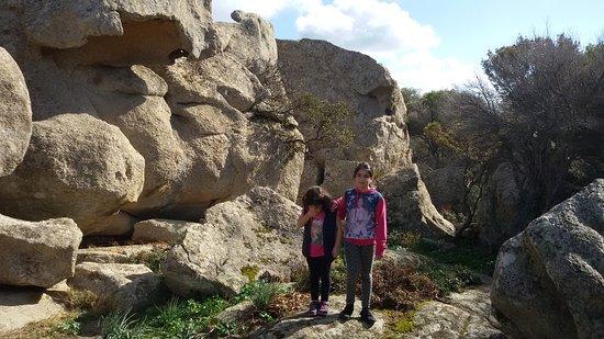 Luogosanto, Ιταλία: Immerse nel verde e nel granito