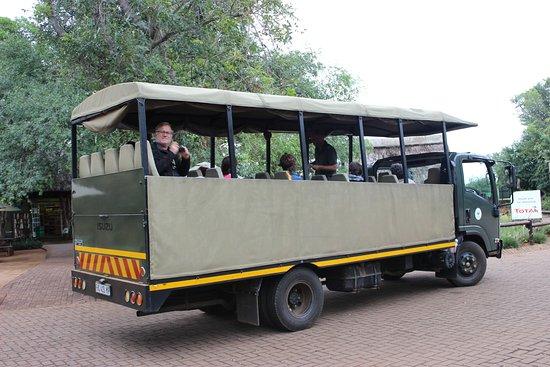 Komatipoort, Sydafrika: Kruger Safari