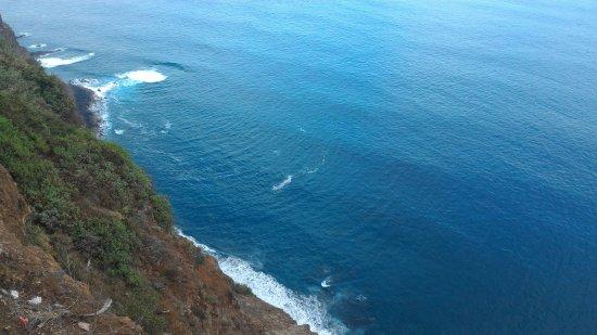 El Sauzal, สเปน: vista do mar