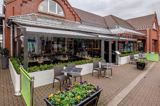 Ego Mediterranean Restaurant and Bar, Stockton Heath: Ego Mediterranean Restaurant & Bar, Stockton Heath