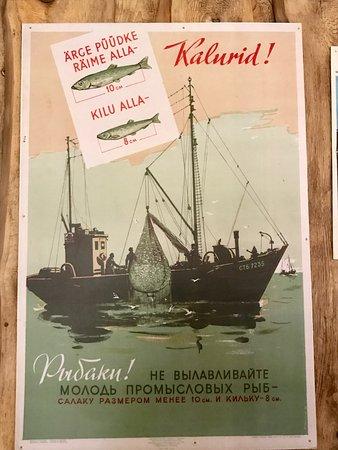 Saaremaa, Estonya: Чудесный плакат