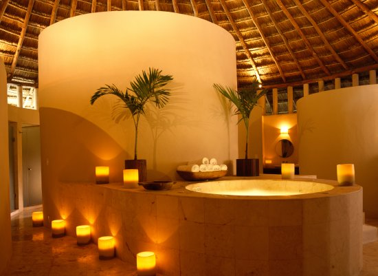 Spa at Viceroy Riviera Maya Luxury Resort