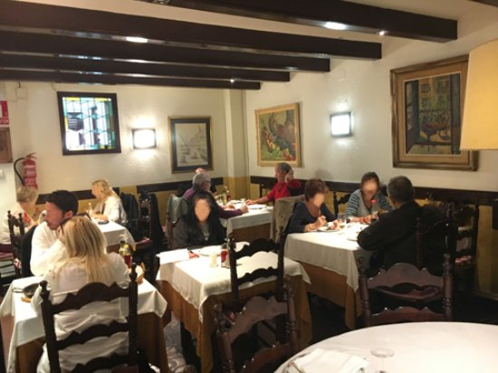 Vidreres, İspanya: Comedor