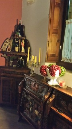 Montefalcione, Włochy: Angoli della bella vineria