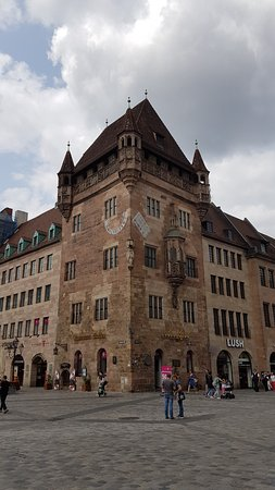 Nassauer Haus: torre
