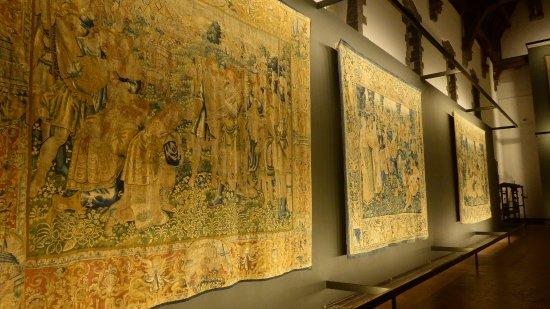Oudenaarde, Belgia: lovely tapestries