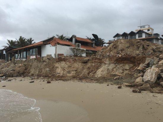 Costa Norte Ingleses Hotel: am Strand