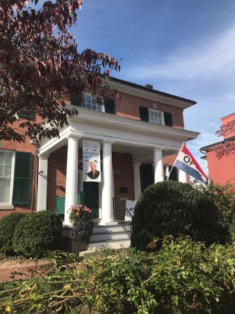 Staunton, VA: Gift shop and ticket purchase place