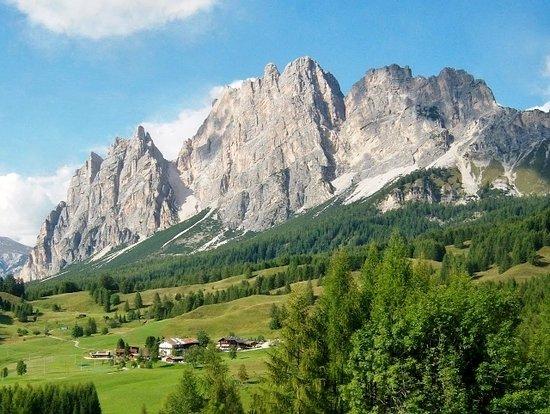 Mt. Cristallo