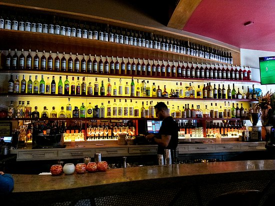 Nizza : The bar