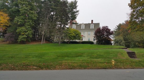 Greenfield, MA: Brandt House from street