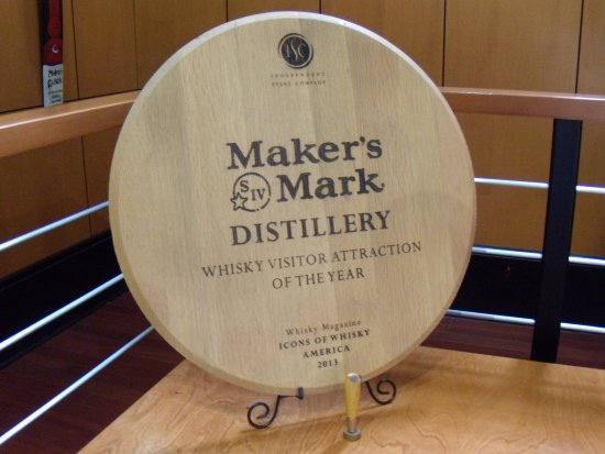 Maker's Mark: The Gift Shop....