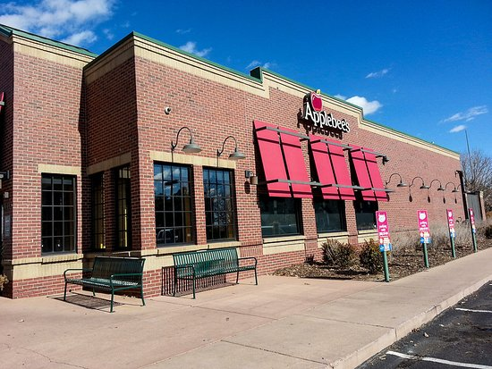 Applebee's: Entrance
