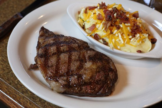 O'Fallon, MO: The Brass Rail Steakhouse