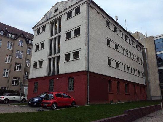 Resistance persecution museum dortmund resistance for Museum hotel dortmund