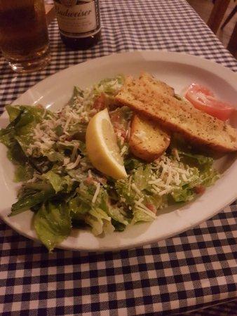 Chester, Canadá: Caesar Salad