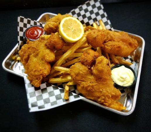 Latrobe, Pennsylvanie : Fish and Chips