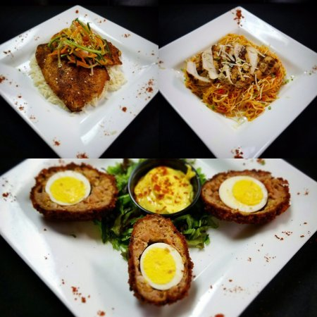 Latrobe, Pennsylvanie : Featured Dinner and Apps