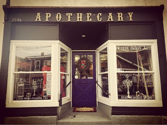 Highland Falls, NY: The Apothecary