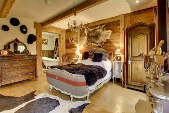 La Ferme du Lac Vert : Pleney - Honeymoon Suite