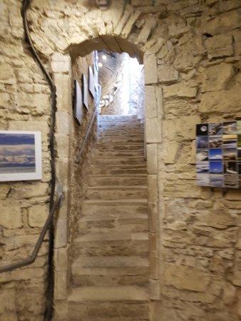 Scale interne - Picture of Castello Aragonese, Agropoli - TripAdvisor