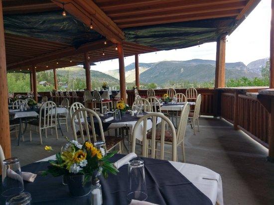 Grand Lake, Κολοράντο: O- A Bistro