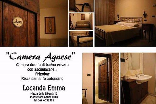 Montefiore Conca, Italien: Una delle nostre stanze, per accogliere i nostri ospiti