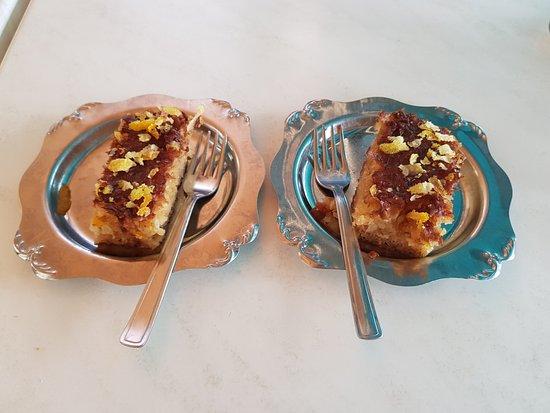 Scholarchio Restaurant: Variedades da culinária grega