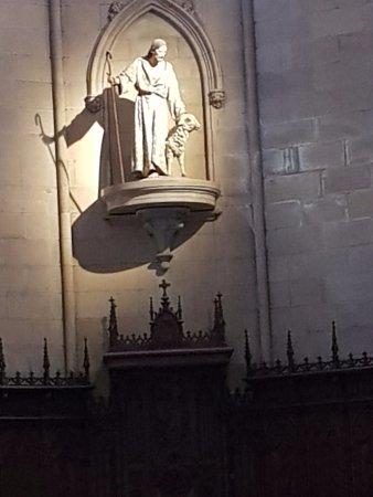 Buen Pastor Cathedral : O Bom Pastor, em seu altar principal