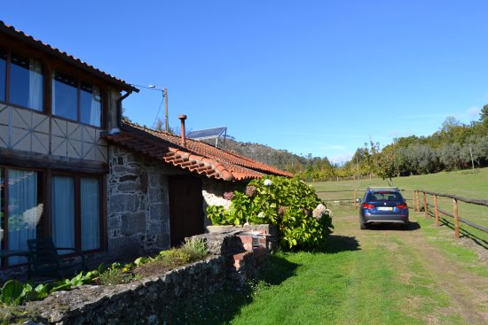 Cabeceiras de Basto, Portugal: Casa da Cocenda