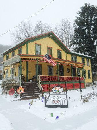 Emlenton, PA: Winter Haven