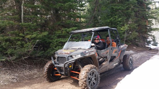 Eden, UT: UTV riding