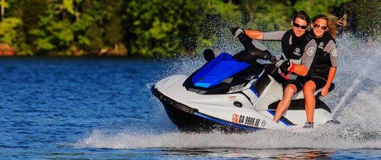 Eden, UT: Yamaha wave runner PWC rentals
