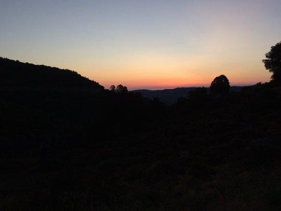 Urzulei, Italien: Camping Silana