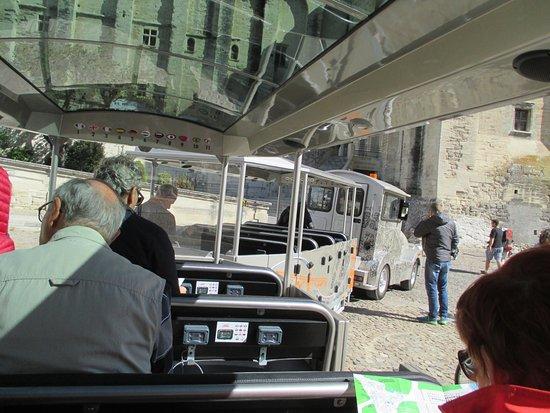 Petit Train Avignon : Tåg