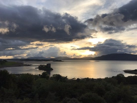 Appin, UK: Best view in Scotland