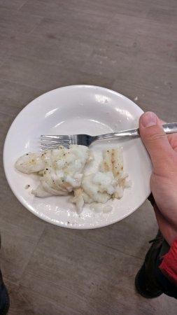 Dalvik, Iceland: la poisson pêché cuit au barbecue !