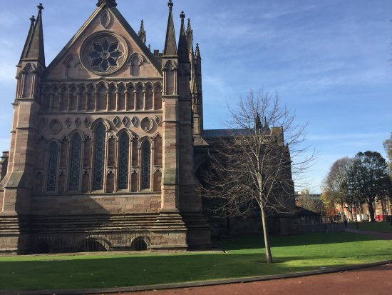 Hereford Cathedral: photo0.jpg