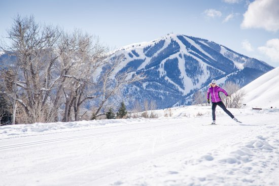 Sun Valley-Ketchum, ID: Nordic Skiing In Sun Valley