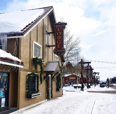 Frisco, CO: Winter wonderland